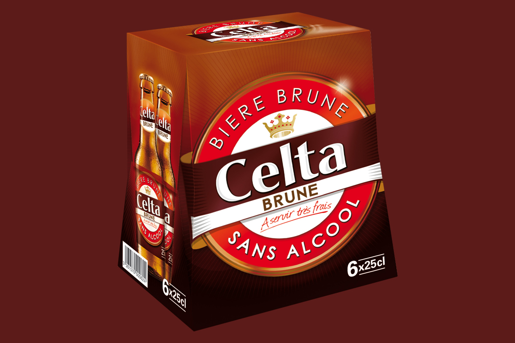celta brune pack6x25