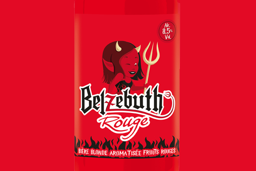 BELZEBUTH ROUGE