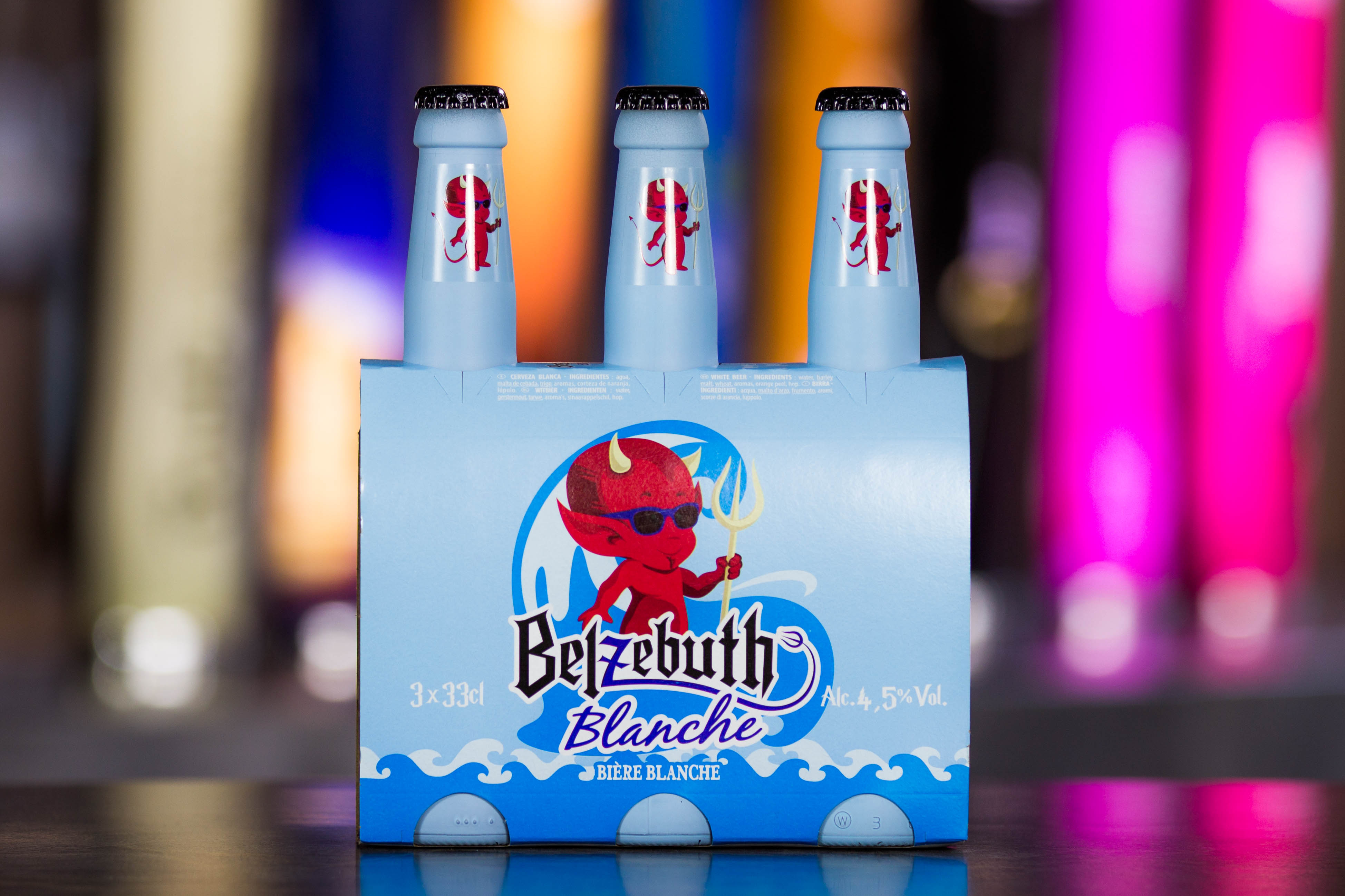 Belzebuth Blanche Pack x3