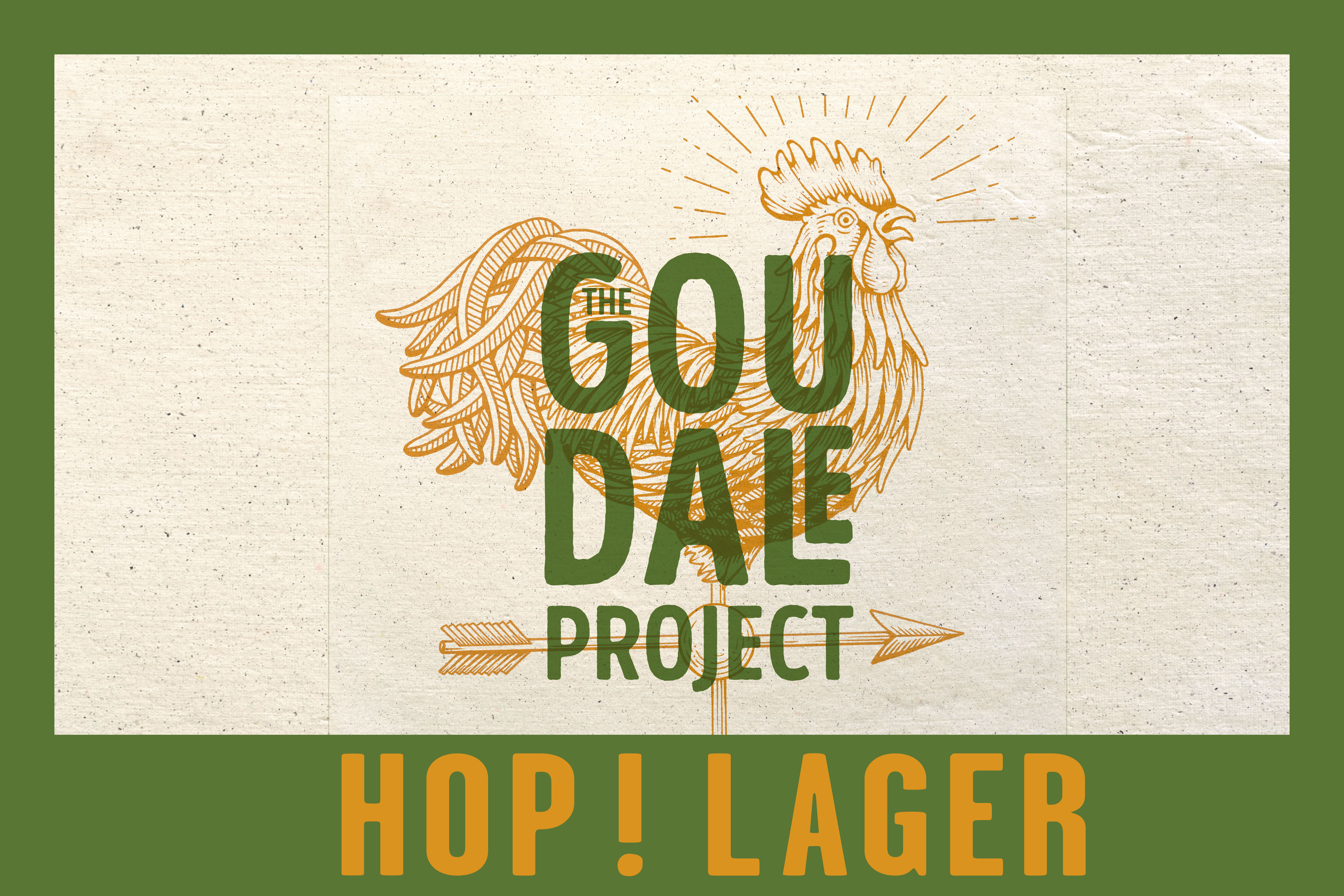 BRASSERIE GOUDALE-project Lager vignette